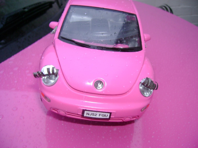 Volkswagen Beetle With Eyelashes >> Pink Beetle Car With Eyelashes | www.pixshark.com - Images Galleries With A Bite!