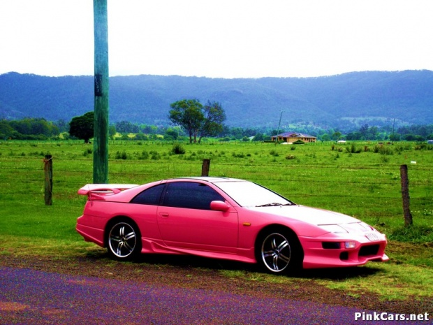 Pink Monster!