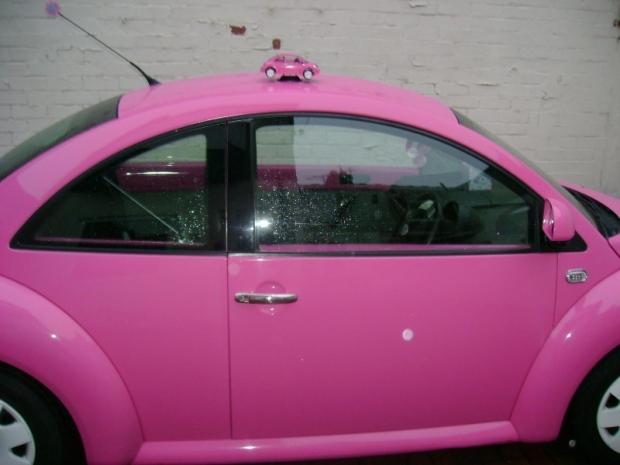 pink-volkswagen-beetle-michelle-fisher