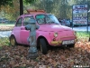 Tiny-Awesome Pink Car! Submitted to us from Željko Vrhovski in Croatia!